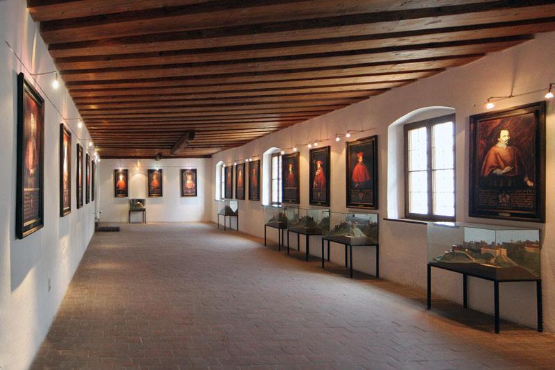 Hohensalzburg castle interior