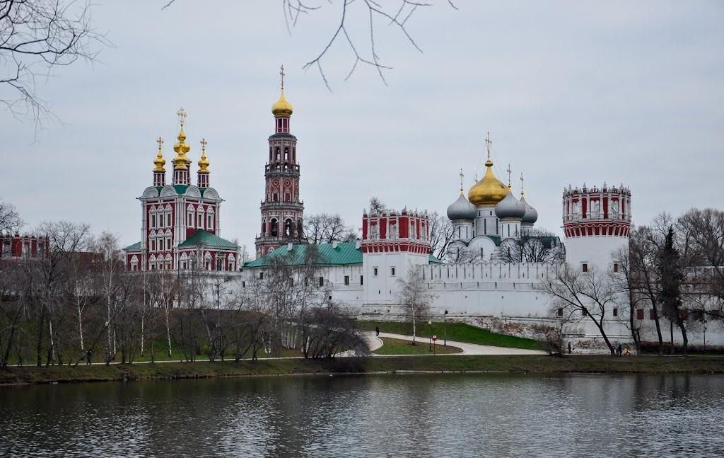 novodevichny monastery