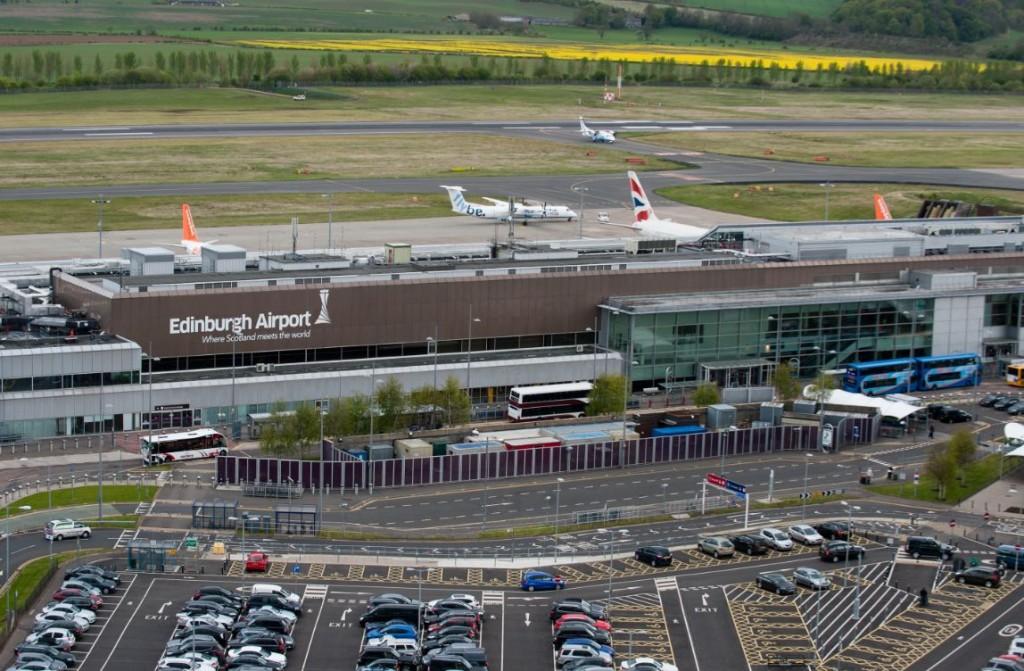 Glasgow Airport Rental Car Return