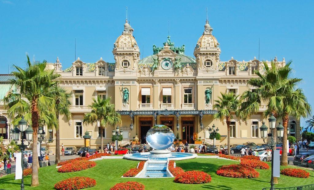 Монако Казино Опера