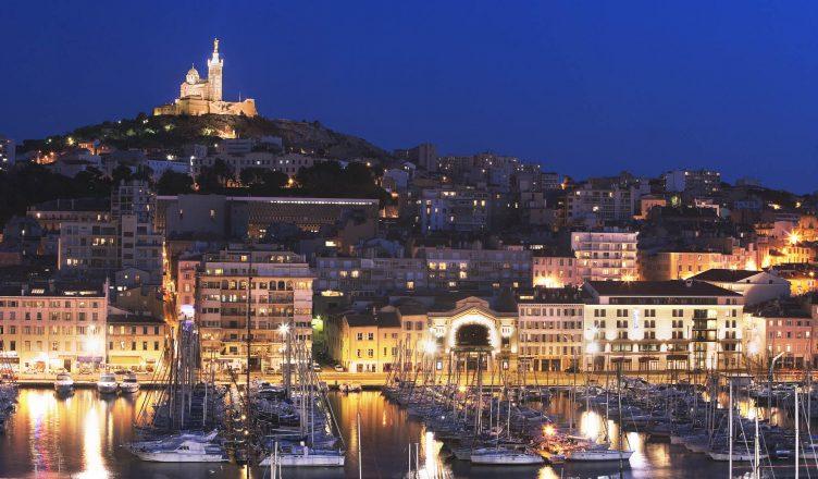Марсилия и Екс ан Прованс