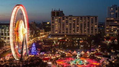 Коледният базар в Берлин