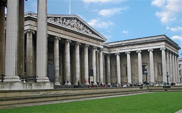 Резултат с изображение за Открит е Британският музей.