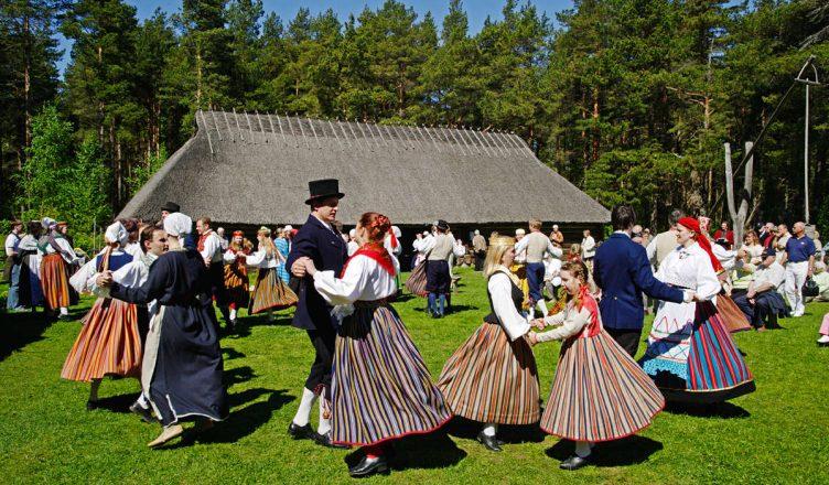 Естонският музей на открито